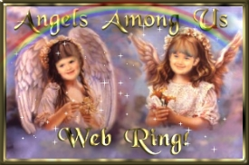Angels Among Us Ring